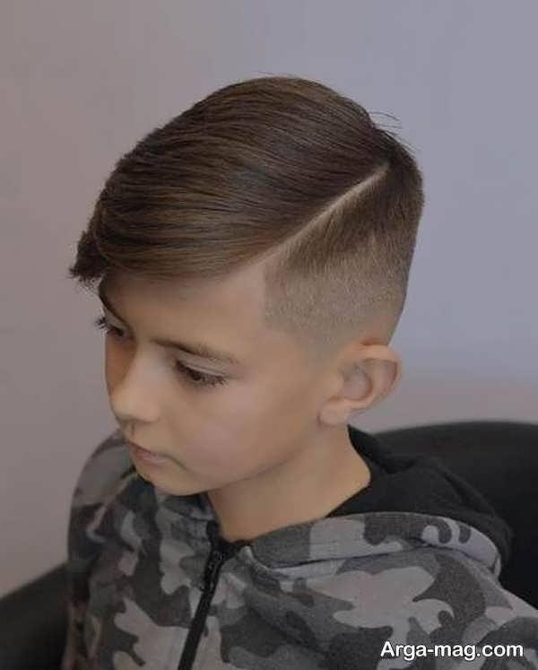 مدل موهای بچه گانه ایده آل برای پسران