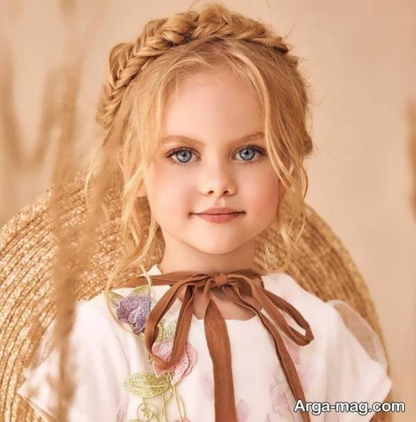قشنگ ترین مدل موی بچه گانه
