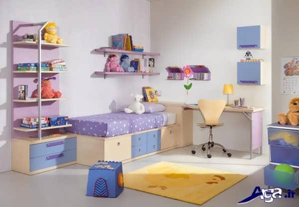 تزیینات زیبای اتاق کودک