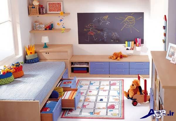 تزیین اتاق کودک زیبا