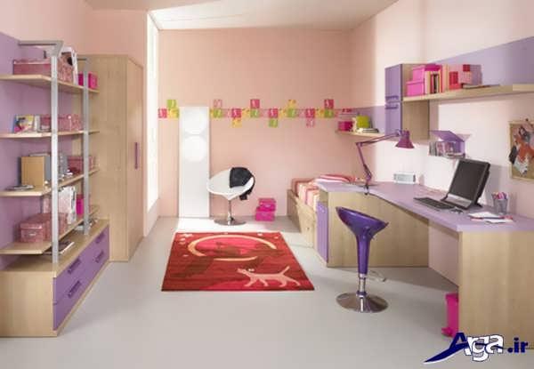 تزیین ساده اتاق بچه