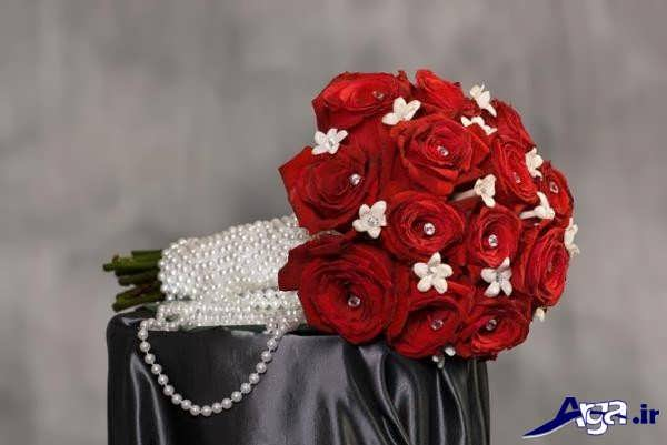 مدل دسته گل عروس