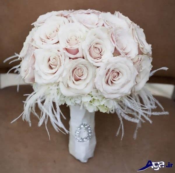 دسته گل عروس جدید و زیبا