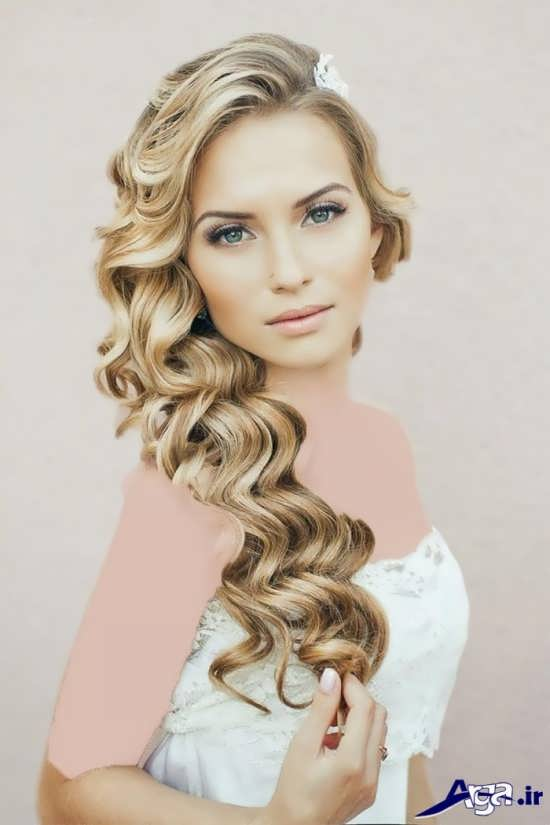 انواع مدل های زیبا آرایش عروس