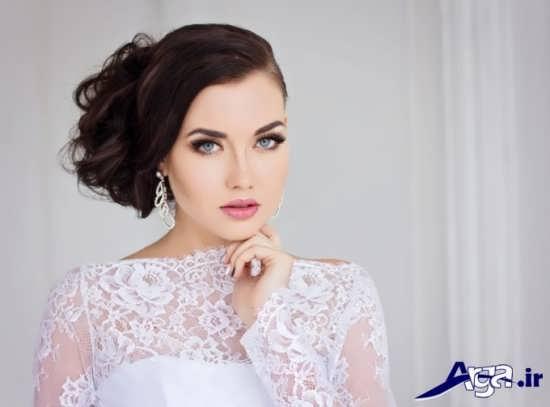 مدل های آرایش عروس