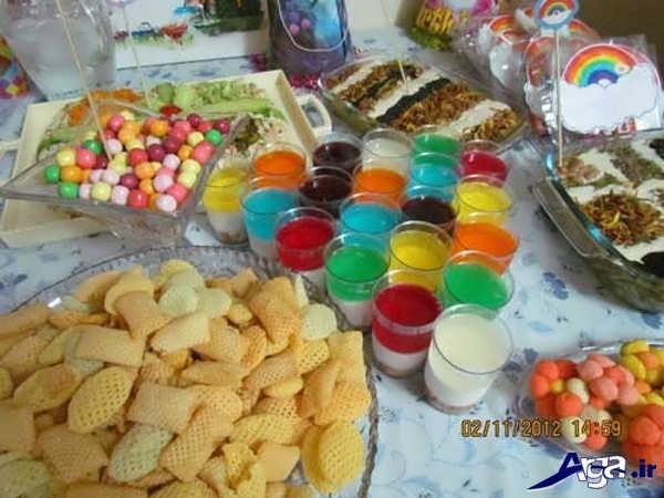 تزیینات جشن تولد کودکانه
