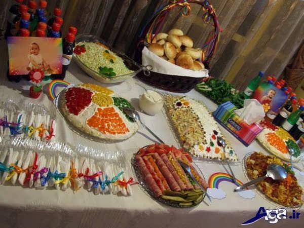 تزیینات جشن تولد بچه ها