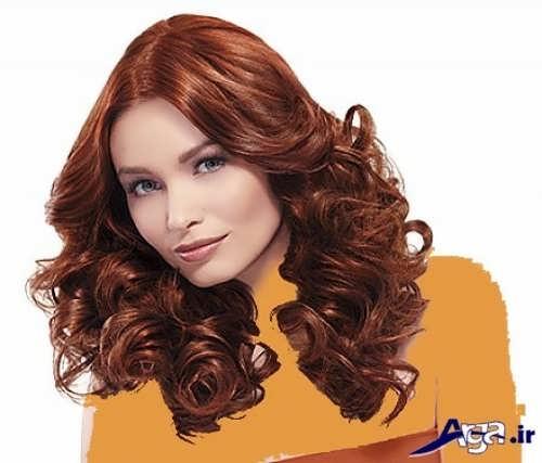 انواع فرمول ها و مدل های متنوع رنگ مو مسی
