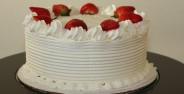 طرز تهیه کیک خامه ای