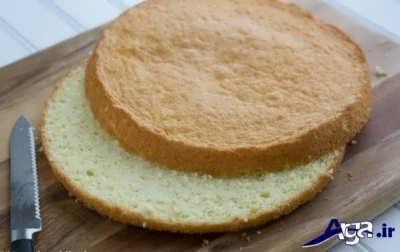 طرز تهیه کیک خامه ای خوش طعم