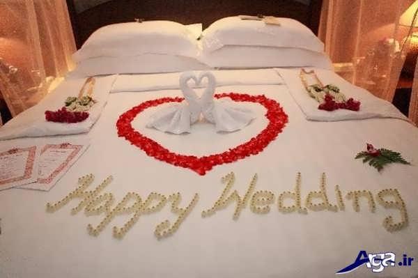 اتاق خواب عروس و داماد