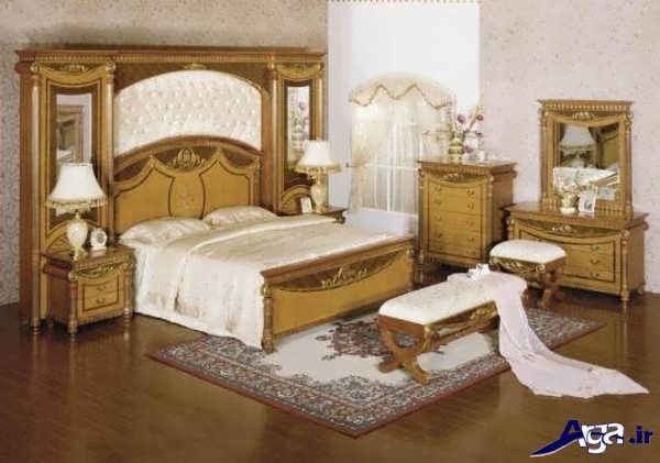 مدل اتاق خواب عروس و داماد