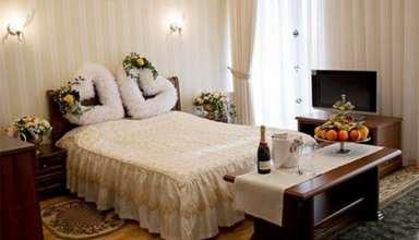چیدمان اتاق خواب عروس