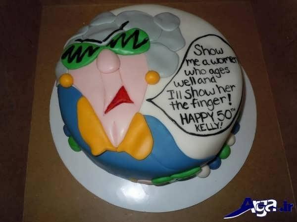 مدل های تزیین کیک شیک