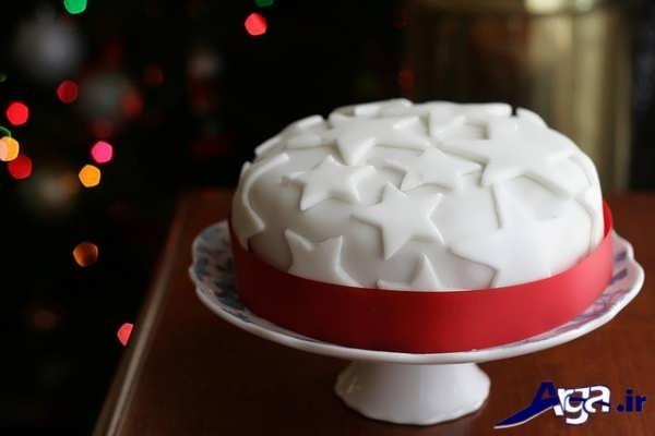 مدل تزیین کیک