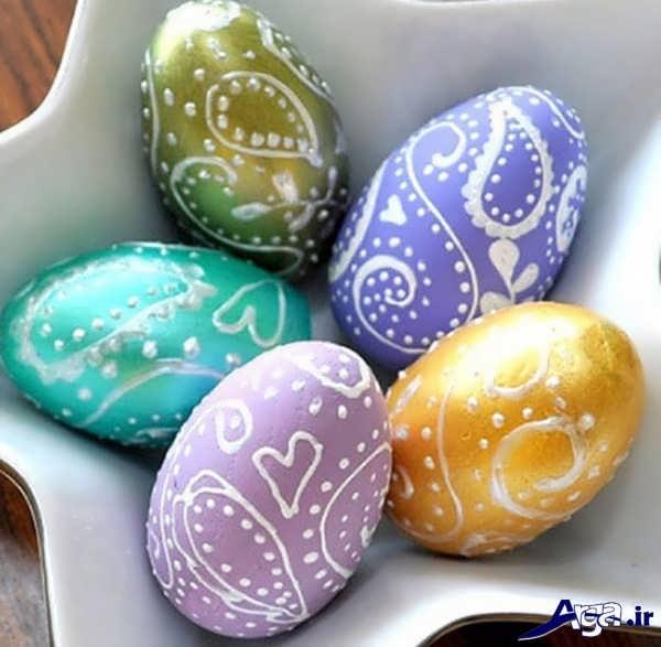 تزیینات تخم مرغ عید