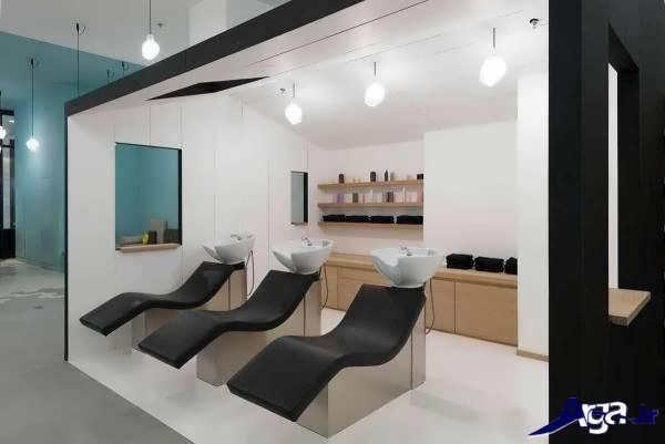 دیزاین آرایشگاه مردانه