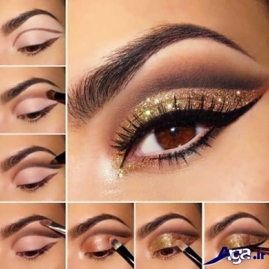 آرایش چشم 2016