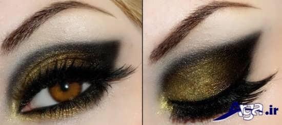 آرایش چشم 2016 و جدید