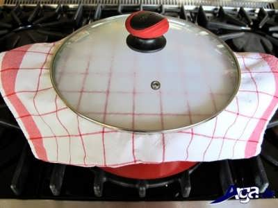 طرز تهیه باقالی پلو به صورت مرحله به مرحله