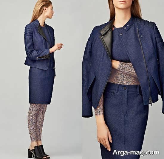 کت دامن زیبا دخترانه