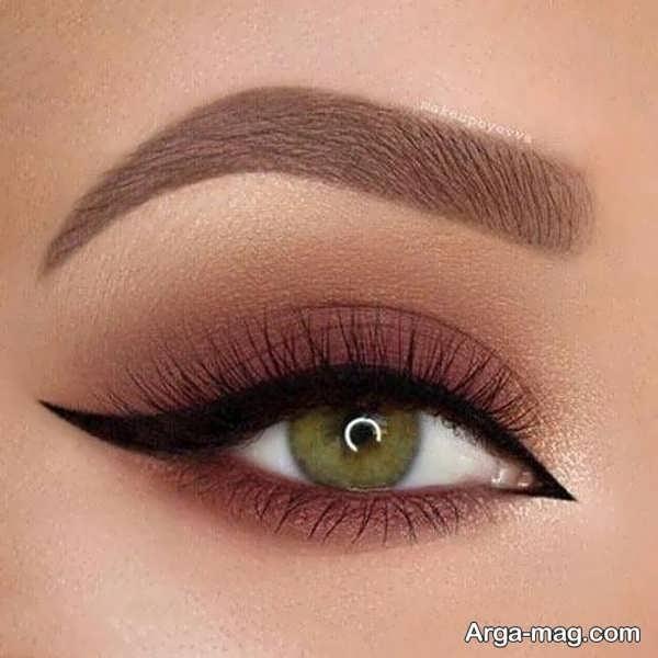مدل جذاب خط چشم دختران