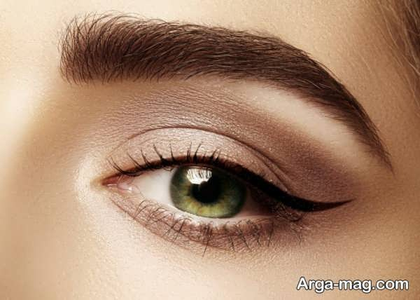 مدل شیک خط چشم دختران