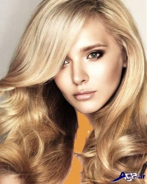 انواع مدل های رنگ مو بریا افراد با پوست سبزه