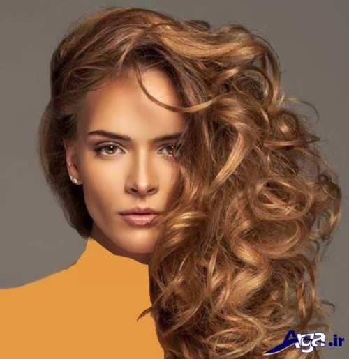 نکاتی برای انتخا رنگ مو برای پوست گندمی