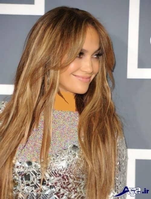 مدل رنگ مو مناسب پوست گندمی