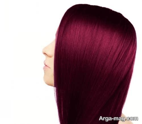 رنگ مو برای پوست گندمگون