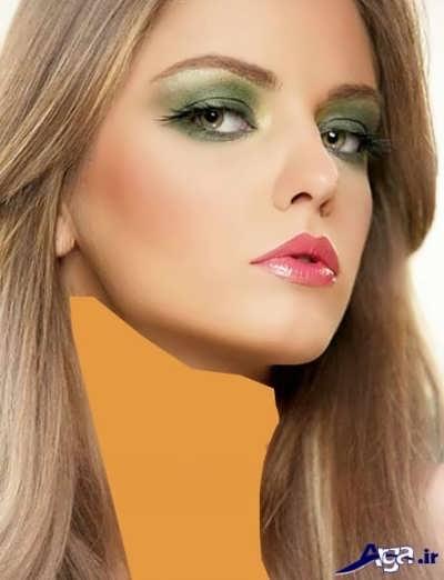 انواع مدل های متنوع رنگ مو کنفی