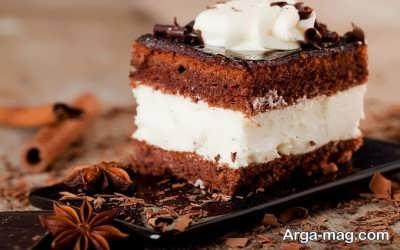 روش تهیه کیک خامه ای