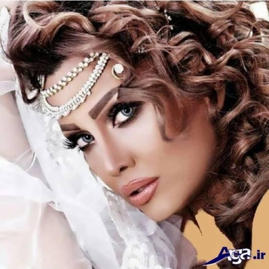 آرایش عروس مدرن