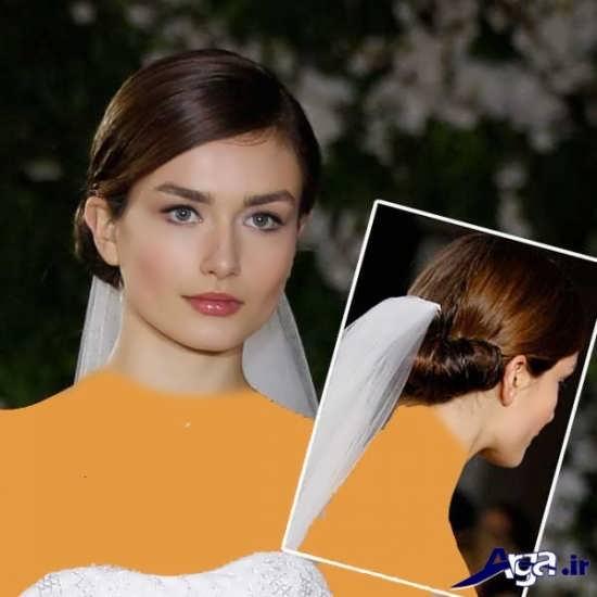 آرایش لایت و ساده عروس