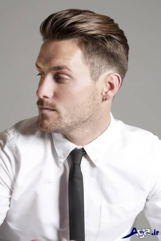 انواع مدل مو های شیک مردانه