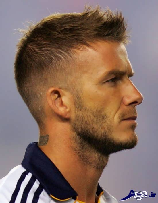 انواع مدل مو های مردانه