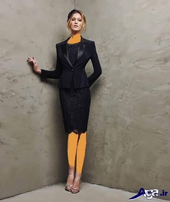 لباس مجلسی در انواع طرح های کوتاه و بلند