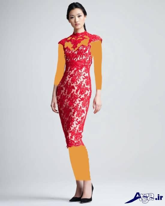 طرح های متنوع مدل لباس مجلسی 2016 شیک و مدرن