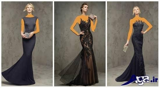 انواع متنوع لباس مجلسی 2016