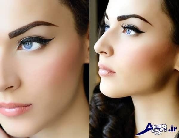 مدل های شیک و زیبا خط چشم