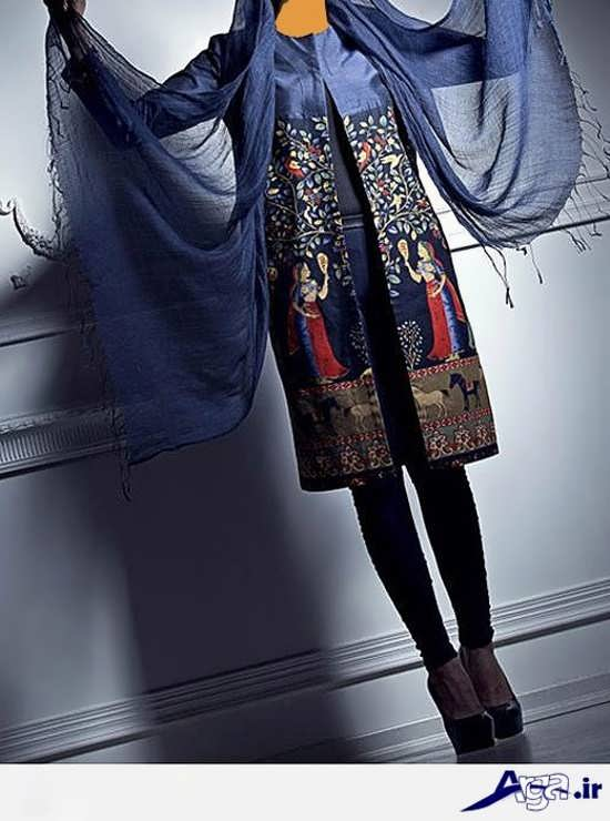 مدل های شیک مانتو 2016