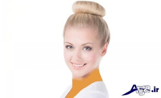 انواع مدل های زیبا آرایش موی ساده