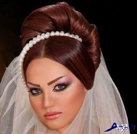 تاتو ابرو عروس با مدل های شیک