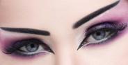 Models Eyebrow Tattoo