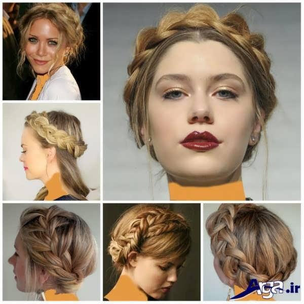 انواع مدل های شیک و جذاب بافت مو