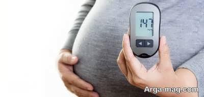 قند خون طبیعی در دوران بارداری