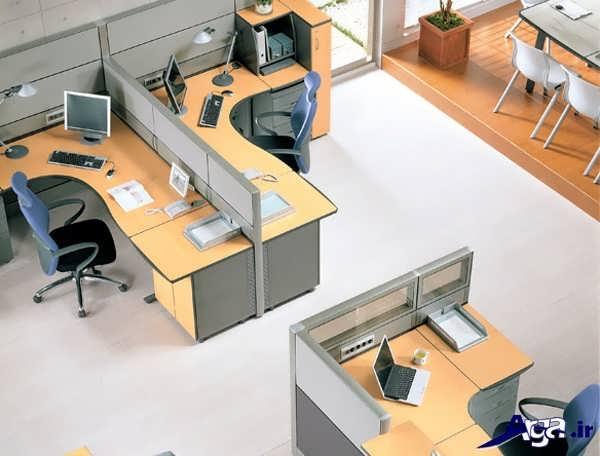 مدل پارتتیشن دفتر کار