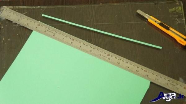 ساخت منبت کاغذی