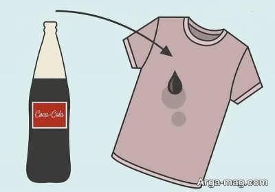 پاک کردن لکه روغنی از روی لباس